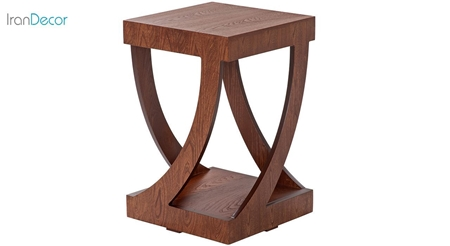 Picture of میز عسلی نیک آذین مدل زیگون کد W1