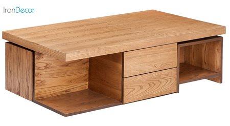 Picture of میز جلو مبلی نیک آذین مدل آلفا - کد 2S