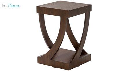 Picture of میز عسلی نیک آذین مدل زیگون کد W2