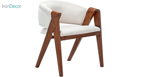 Picture of صندلی نیکآذین مدل  رز - کد F4