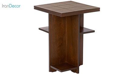 Picture of میز عسلی نیک آذین مدل کاپرا کد W2