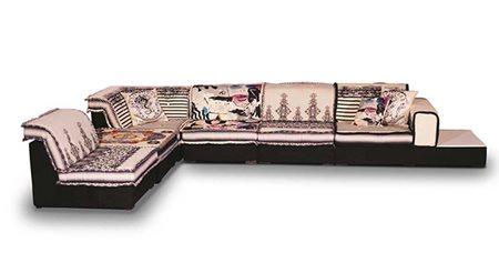 ست مبلمان گوشه گالری پارسا مدل رسپینا