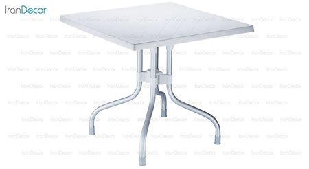 میز تاشو نظری با پایه آلومینیومی مدل فورزا 810