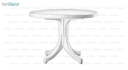 تصویر میز پلاستیکی نظری مدل فاوری کد 518