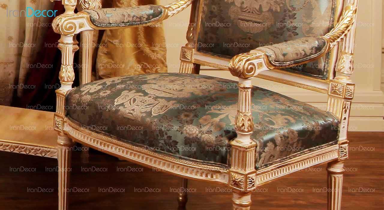مبلمان کلاسیک مدل رازیتا از آریو دیزاین