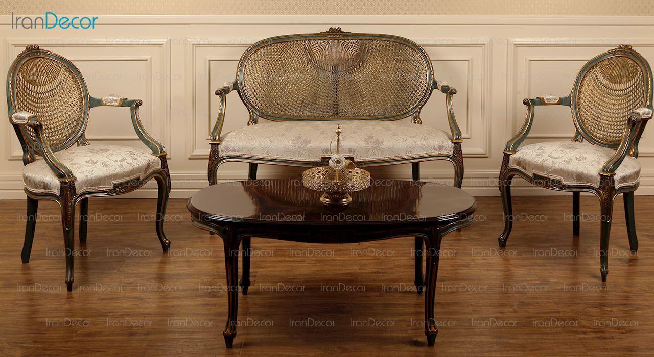 مبلمان کلاسیک مدل انوواله از آریو دیزاین