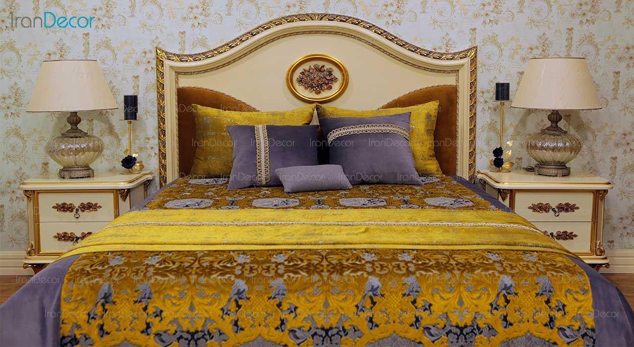 سرویس خواب مدل گل رز از آریو دیزاین