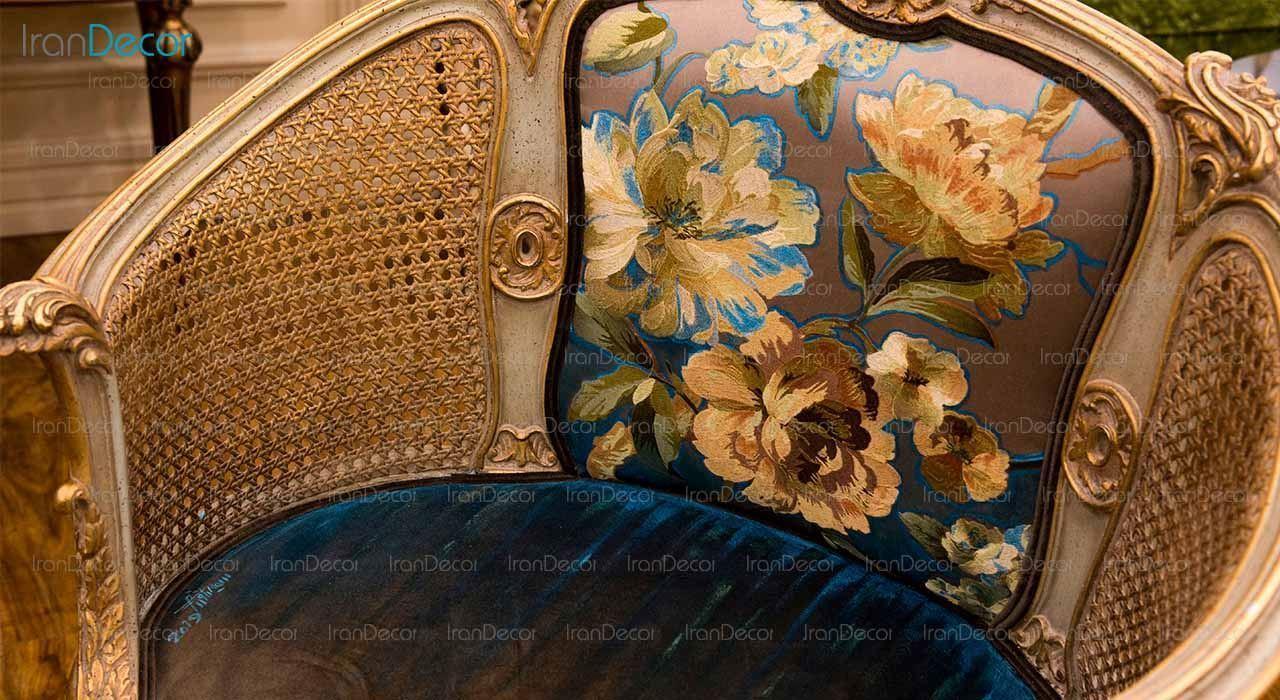 مبلمان کلاسیک مدل آنتیک از آریو دیزاین