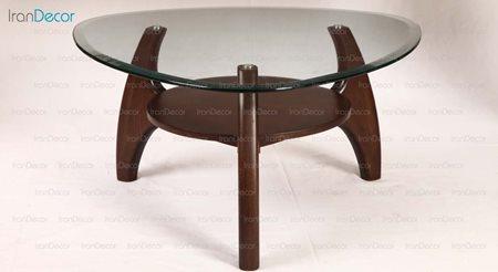میز جلو مبلی مثلثی مدل رئال از نقشینه