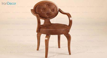 صندلی مدل سوان دسته دار از نقشینه