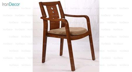 صندلی مدل ورا دسته دار از نقشینه