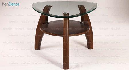میز عسلی مثلثی مدل رئال از نقشینه