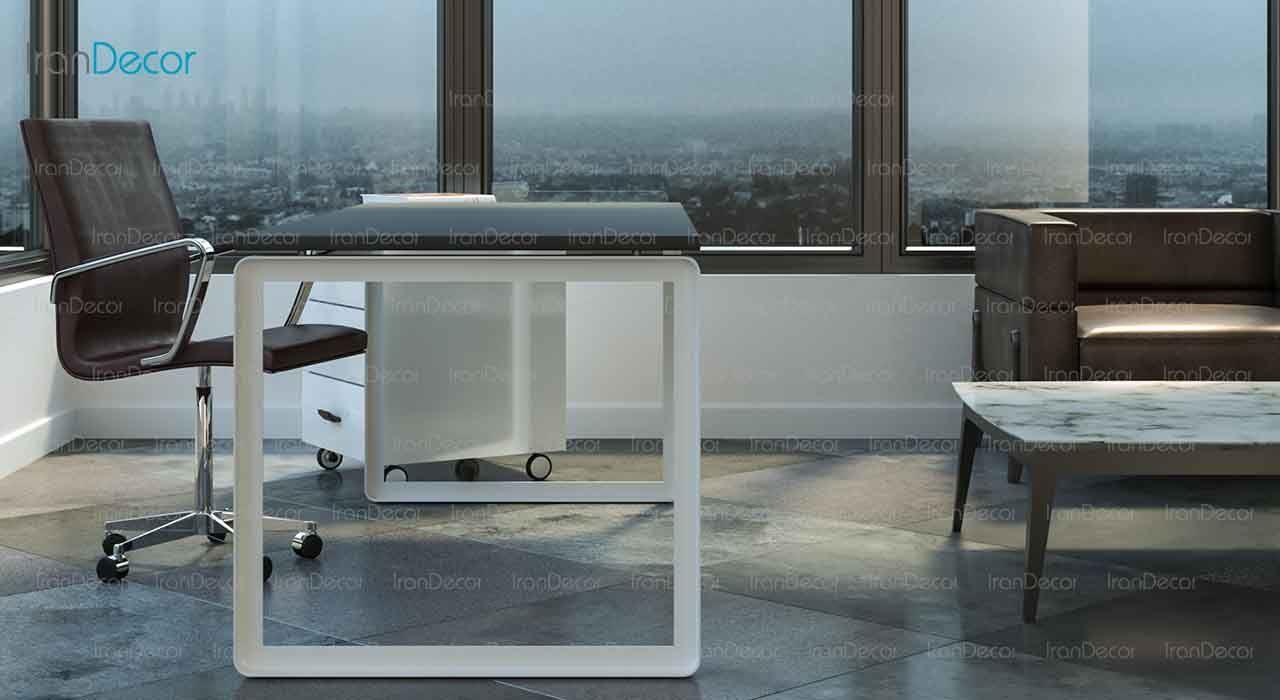 میز اداری مدل Cube از مبلمان سگال