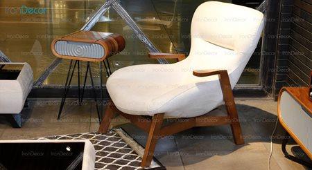 صندلی مدل سالونی از مبلمان یاشیل