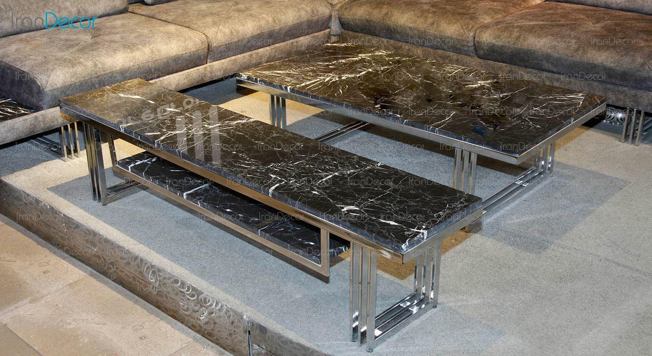 میز جلو مبلی مدل سویل از مبلمان یاشیل