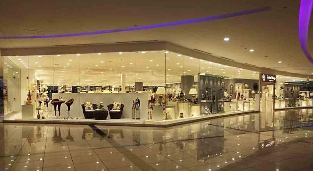 فروشگاه و شوروم گلدن دیزاین