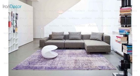 فرش وینتیج دستباف از فرش لیا