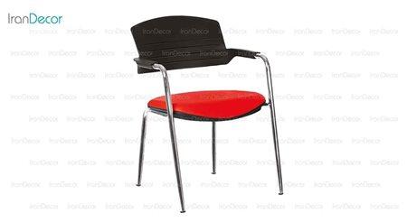 صندلی اداری ویزیتور مدل P881 از صنایع نظری