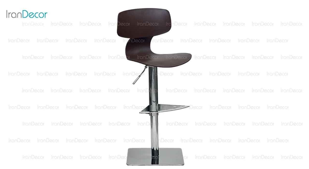 صندلی اپن پایه مربع یوگو مدل N416B از صنایع نظری
