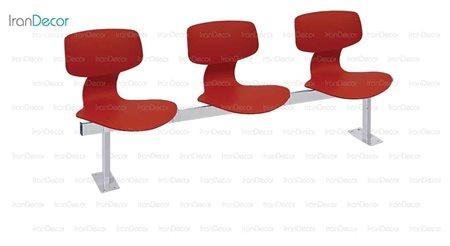 تصویر صندلی استادیومی نظری مدل یوگو کد 760