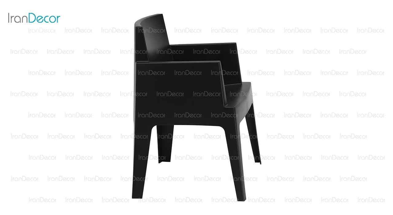 صندلی مدل باکس از صنایع نظری