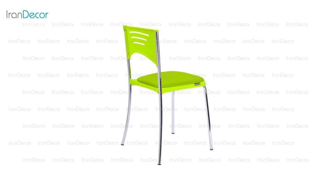 صندلی تشک دار کافه مدل P110 از صنایع نظری
