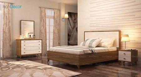 سرویس خواب مدل رونیا از ساج آسا