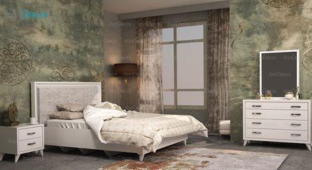 سرویس خواب مدل هرمس از ساج آسا