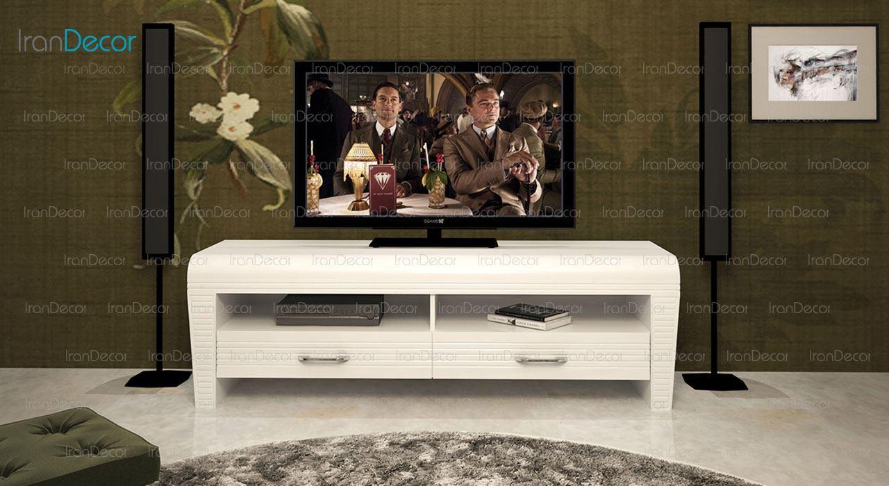میز تلویزیون مدل رامسس از ساج آسا