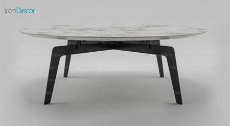 میز جلو مبلی مدل Tribeca از مبلمان سگال