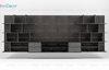 میز تلویزیون و کتابخانه مدل WS_05 از مبلمان سگال