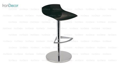 صندلی اپن اکستریم با پایه گرد مدل N875B از صنایع نظری
