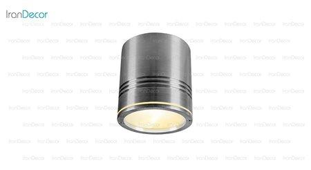 چراغ سقفی روکار مدل L0033 از سان مون