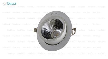 چراغ هالوژن سقفی توکار مدل L3022 از سان مون