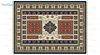فرش ماشینی مدل شاه صنم  سورمه ای رنگ از کرامتیان