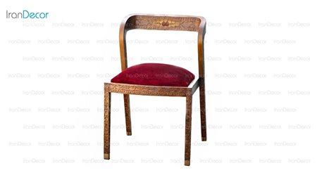 صندلی شنزو کد 267034 از تک چرم