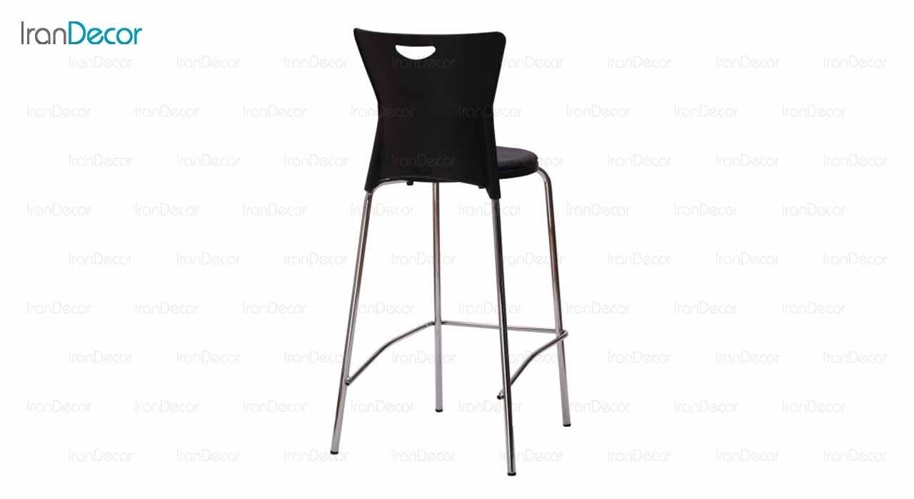صندلی کانتر تشکدار وگا مدل P591 از صنایع نظری
