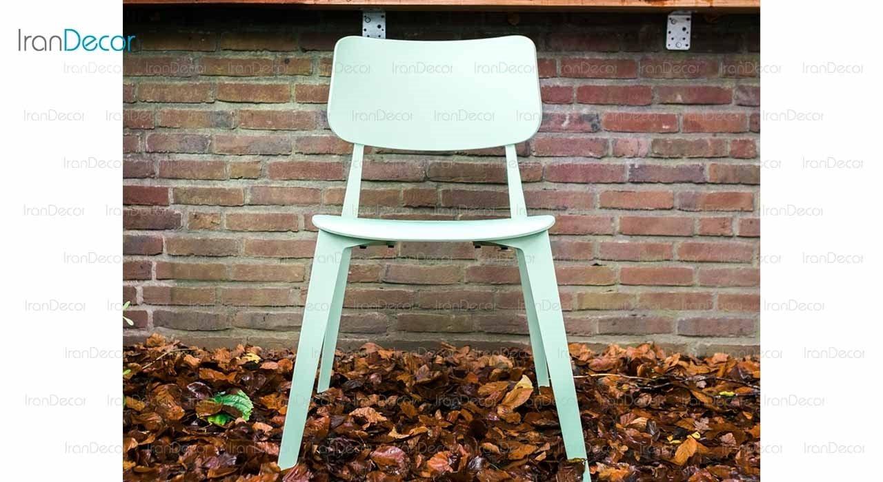 صندلی پلاستیکی کینگ مدل N617 از صنایع نظری