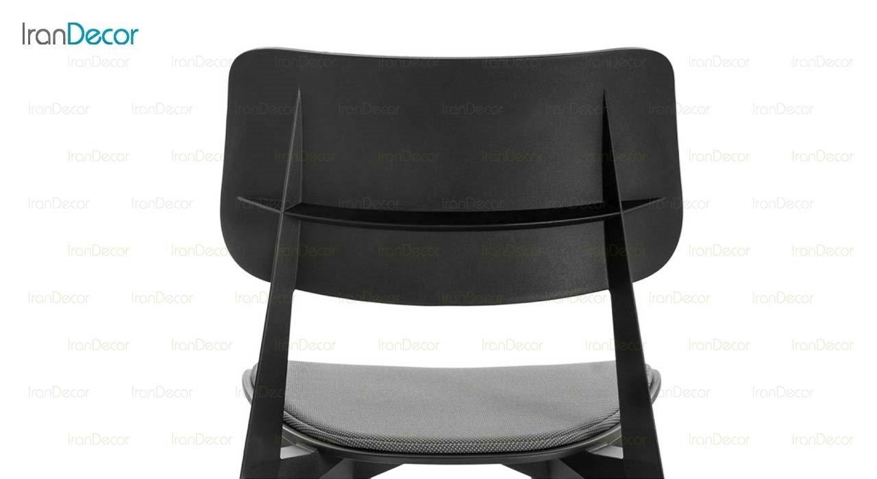 صندلی کینگ با نشیمن تشکدار مدل P617 از صنایع نظری