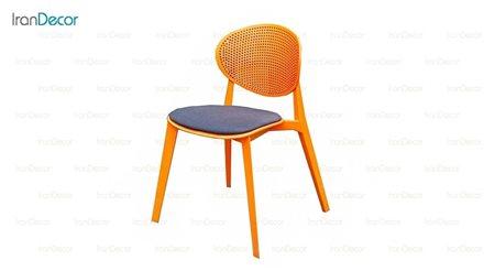 صندلی پلاستیکی تشک دار اسکای اچ مدل P619 از صنایع نظری