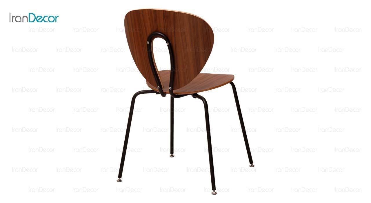 صندلی چوبی لانژ مدل N115W از صنایع نظری