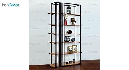 ویترین فلزی شش طبقه ولنسی مدل SH211