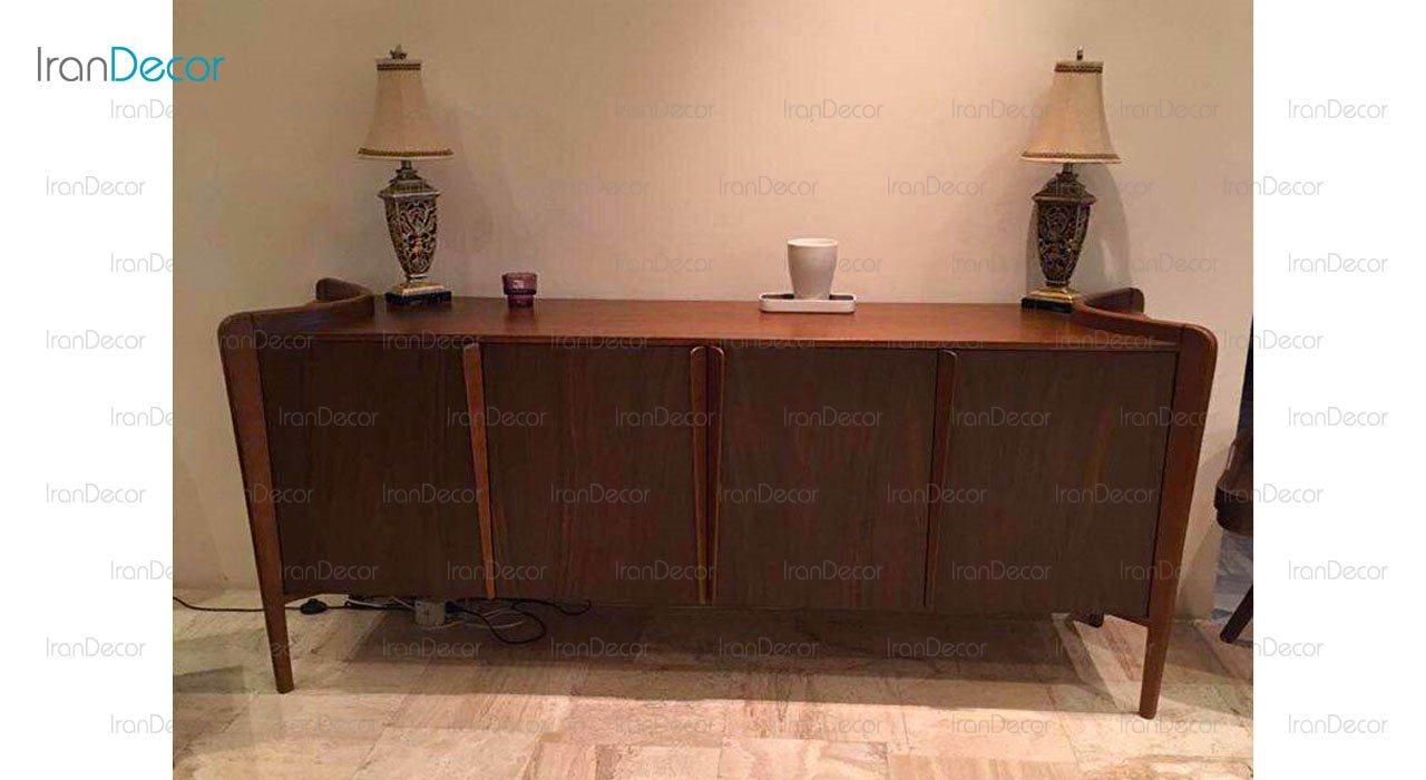 میز کنسول مدل برگامو از پاپلی جیووانی