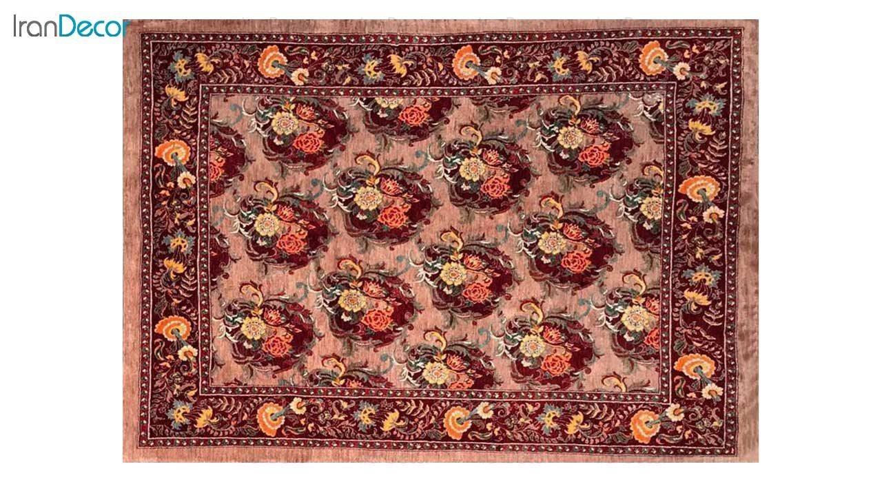 فرش دستباف طرح سنه کردستان کد 3235 از رحیمی