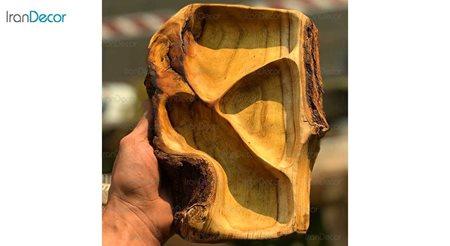 آجیل خوری چوبی مدل 355