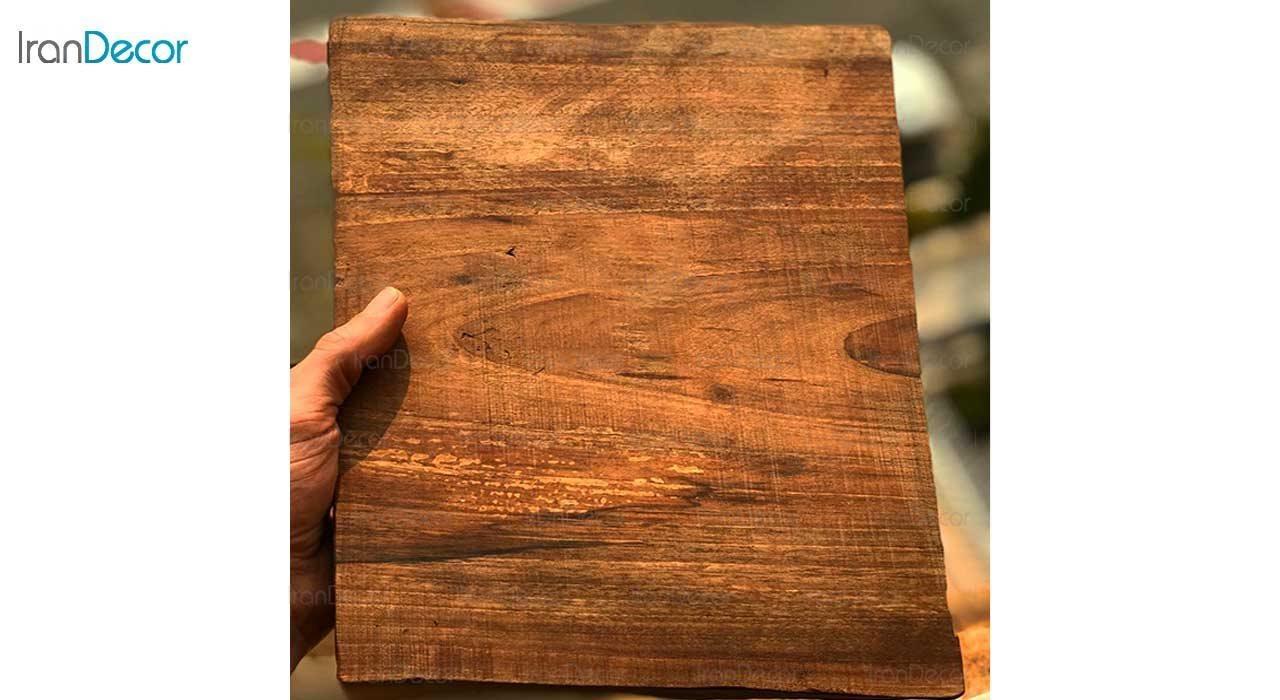 اردو خوری چوبی مدل 359