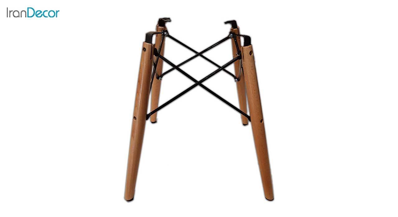 تابلو میز گرد آبستره مدل سیتابلو کد 60