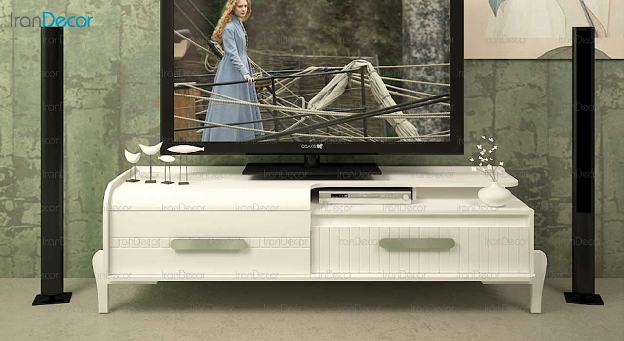 میز تلویزیون مدل هانا از ساج آسا