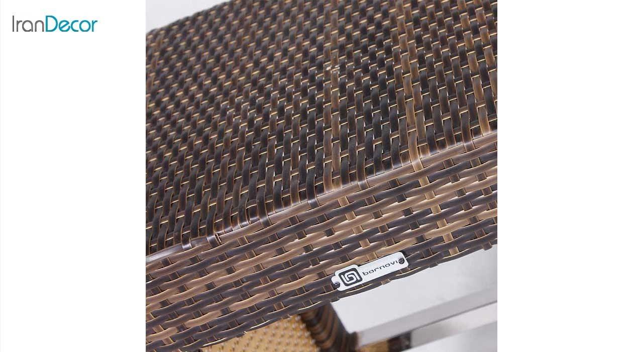 سرویس بار حصیری مدل کاپری از بورنووی
