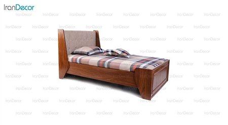 تخت خواب نوجوان مدل کایان از گامرون چوب
